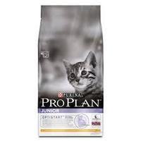 Проплан корм сухой Junior для котят с курицой 1.5 кг