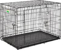 MidWest contour клетка для собак, 2 двери, 107*71*79см