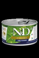 N&D Dog 140 гр д/собак Ягненок,Черника беззерновой
