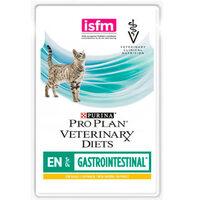 Проплан паучи д/кошек при расстройствах пищеварения VETERINARY DIETS EN GASTROINTESTINAL (курица), 85 гр.