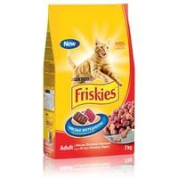 Friskies мясное ассорти 2кг