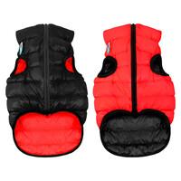 Двусторонняя курточка AiryVest красно-черная, размер M45