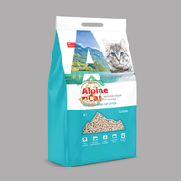 Alpen cat 15л бентонит (классик)