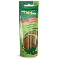 Триол (TRIOL) аппетитные колбаски из трески с курицей для кошек, 40 гр.