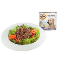 Мнямс 600г конс. д/собак Олья Подрида по-барселонски мясн.ассор.с морк.
