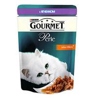 Gourmet Perle паучи с ягненком в подливке 85 г