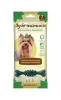 Деревенские лакомства Зубочистики мятные для собак мелких пород