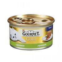 Gourmet Gold паштет с кроликом 85 г