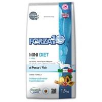 Корм Форза для собак мелких пород Forza 10 Mini Diet из рыбы 1,5 кг