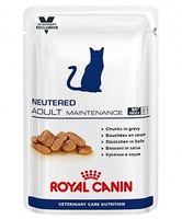 NEUTERED Adult Maint Cat POUCH 100 g желе