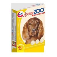 Доктор ЗОО  д/собак  со вкусом Сыра   90 шт