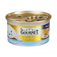 Gourmet Gold паштет с тунцом 85 г