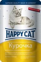 Happy Cat с курицей в соусе 100 г