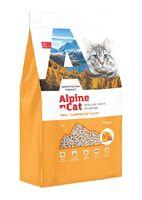 Alpen cat тофу гранулы персик 12л (соевый)