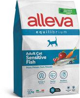 Аллева эквилибриум сенсетив 400г для кошек рыба