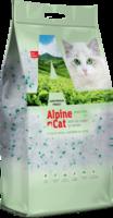 Alpen cat 16л силикагелевый наполнитель ЗЕЛЕНЫЙ ЧАЙ