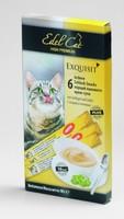 Edel Cat крем-суп с птицей и печенью