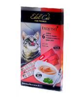 Edel Cat крем-суп с лососем