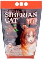 Сибирская кошка Тофу 12л. наполнитель Кофе