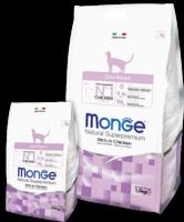 Монже 1,5 кг cухой корм стерилизованных кошек