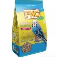 РИО корм для волнистых попугаев, 500 г