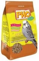 РИО корм для волнистых попугаев в период линьки, 500 г