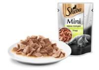 SHEBA (Шеба) мини порция, ломтики Утка 50 г пауч