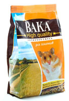 ВАКА High Quality корм для хомячков, 500 г